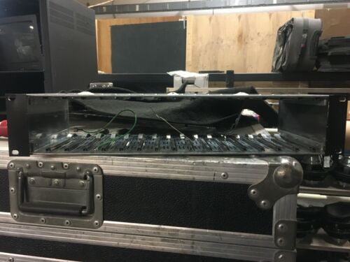 Blonder Tongue MIRC-12V  HE-12 Series Vented Rack Chassis
