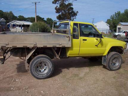 1985 Toyota Hilux Ute Wakefield Area Preview