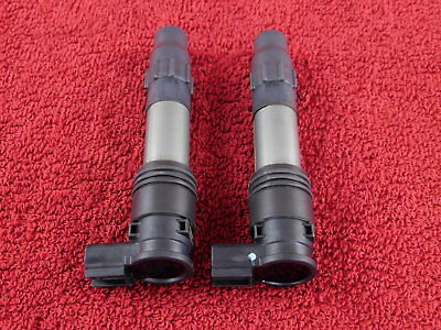 {QTY 2}  IGNITION COILS SET *NICE! 13-17 EX300 Ninja 300 300R coil pack / stick