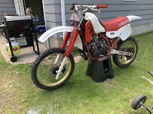 Rare 1985 YZ250 for sale or trade for 4x4 quad or race quad
