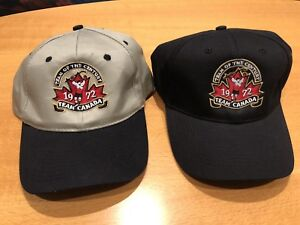 Two 1972 Summit Series Caps-Brand New
