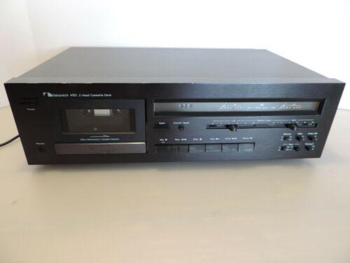 Vintage NAKAMICHI 480 2 Head Cassette Deck - Very Good Condition