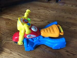 Bike toy infant, baby, small toddler toy