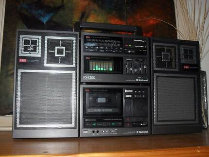 Boombox National RX-C300