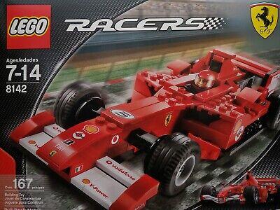LEGO 8142 Racers FERRARI 248 F1 1:24 NiSB 167pcs