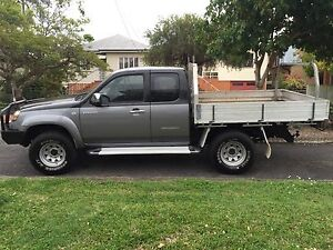 2008 4x4 Turbo Diesel 3.0L 4 Seater Mazda BT50 Ute Coorparoo Brisbane South East Preview