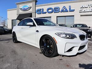 2017 BMW M2 Coupe 365 HP MANUAL 6 SPEED.
