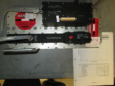 Twt Rf Amplifier C Band 50w 4ghz 55 Db Nos Hughes 1631ha