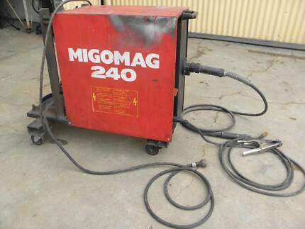 mig welder migomag 240 amp single phase Strathalbyn Alexandrina Area Preview