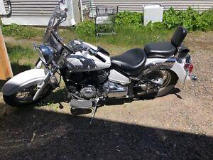2009 Yamaha V star
