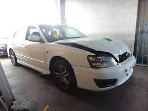 WRECKING / DISMANTLING 2002 SUBARU LIBERTY 2.5L MANUAL North St Marys Penrith Area Preview