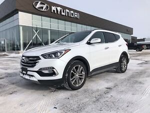 2018 Hyundai Santa Fe Sport 2.0T SE AWD *Leather-Panoramic Sunro