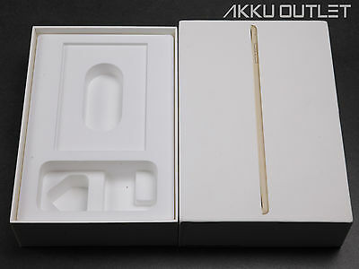 Apple iPad MINI 4  WIFI / 16GB / GOLD - Original Verpackung - Karton OVP Einlage ()