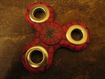 Fidget Spinner  Spider Man  Kids Toys School    Awesome