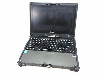 Getac V110 Rugged Laptop Core i5-4300U 1.9GHz 4GB 0HD 1448 R