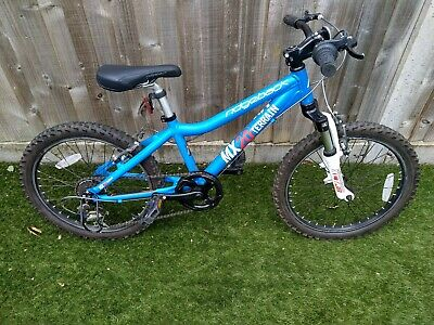 "Ridgeback MX20 Terrain - Blue - 20"" Wheel - Good Condition"