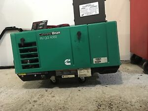 Cummins Onan RV OG 4000 Generator