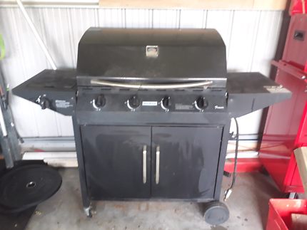 Free bbq pick up only
