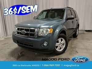 2011 Ford Escape XLT Automatic 2.5L CUIR MAGS TRES ABORDABLE