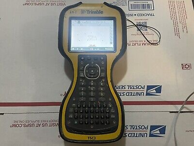 Trimble Tsc3 Gps Data Collector Includes Scs Field Software Both 3.7 And 2.9