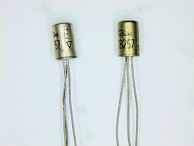 2sb257 Original Toshiba Germanium Transistor 2 Pcs
