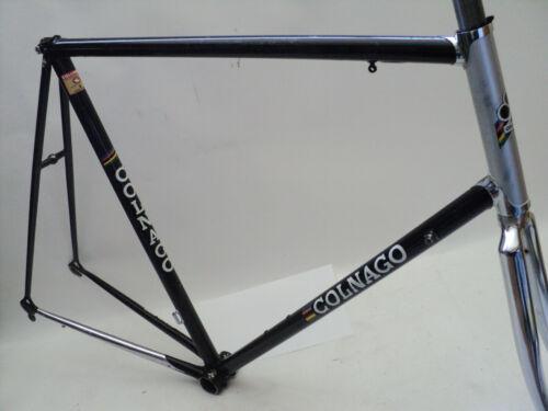 Vintage 80s COLNAGO SUPERISSIMO frame set rahmen super master