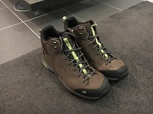 Kathmandu UK 11/US 12 Straven Men's NGX Leather Hiking Boots Potts Point Inner Sydney Preview