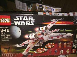 Lego Star Wars #6212 X-Wing Fighter