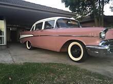 1957 Chevrolet 210 V8 sedan Bakery Hill Ballarat City Preview