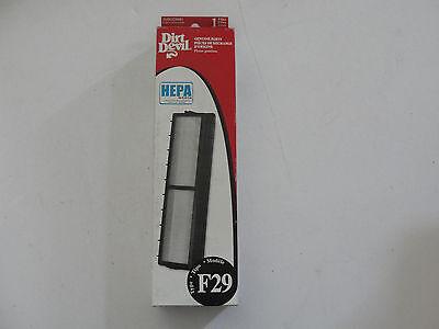 Dirt Devil Replacement HEPA Cartridge Filter Part # 3-690320-001  Dirt Devil Hepa Filter Cartridge