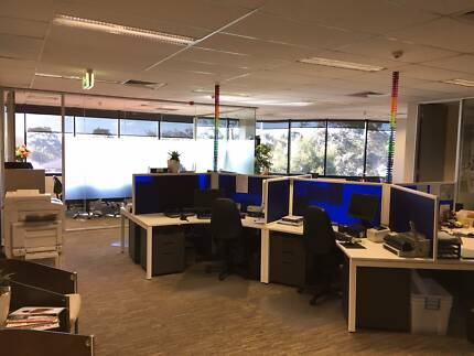 Rent a share of a fully furnished office space -  Lane Cove