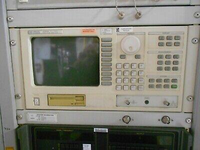 Hewlett-packard 3588a 10hz-150mhz Spectrum Analyzer