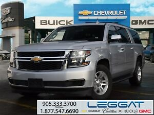 2018 Chevrolet Suburban LS/LEATHER/HEATED FRT. SEATS