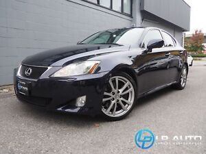 2008 Lexus IS 350 Sedan! MINT! Local!