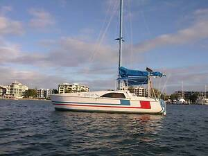 Catamaran Bundaberg, Qld . 32x24ft, 6 solar+Wind gen. Cruise now Wyoming Gosford Area Preview