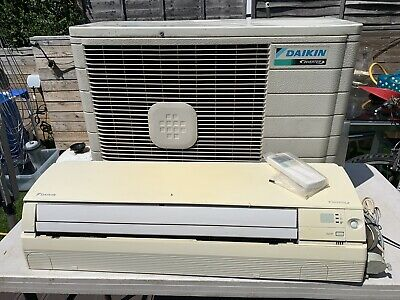 DAIKIN AIR CONDITIONING UNIT INVERTER