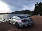2017 Audi A5 2.0 TFSI quattro S tronic sport Auto Coupe MY17 Turner North Canberra Preview