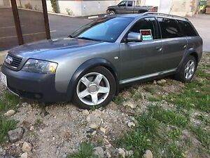 2003 Audi Allroad Quattro V6 -  Twin Turbo 2.7T - Automatic AWD