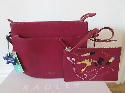 BNWT Radley Rare Limited Edition Radley X Karen Mabon Shoulder Bag