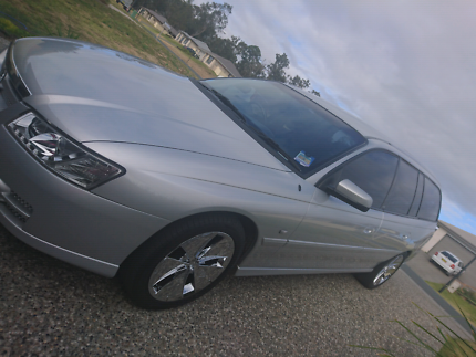 2005Vz Holden Berlina 7 seat wagon new chrome rims tyres 194000km