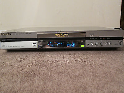 Panasonic DMR-E80HP DVD Player/Recorder with 80GB HDD with Remote