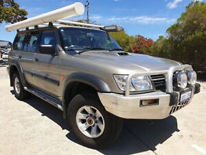 2002 Nissan Patrol St turbo diesel automatic  Wangara Wanneroo Area Preview