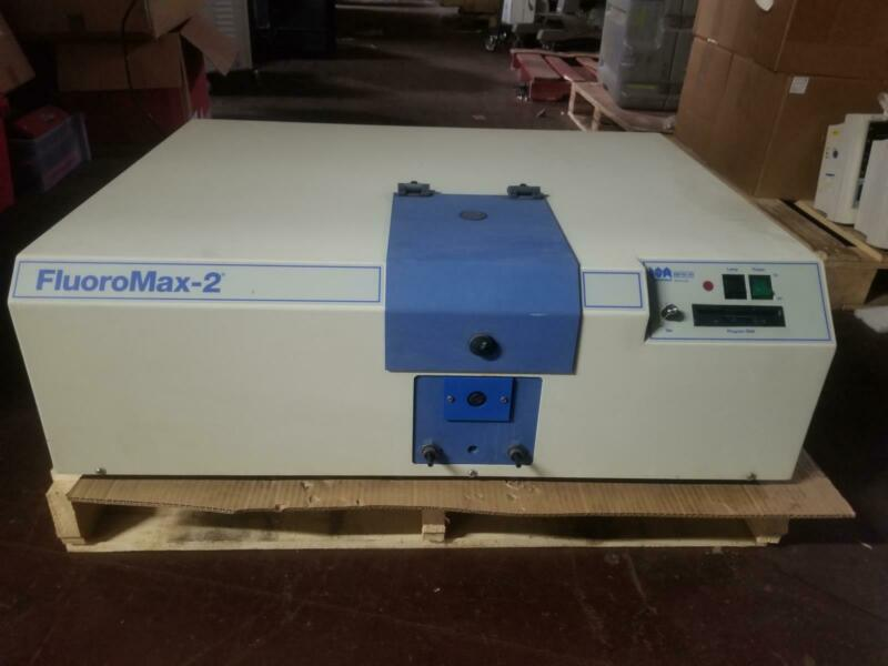 Horiba Scientific FluoroMax-2 Fluorometer