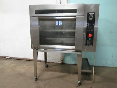 Hardt Inferno 3000 Hd Commercial Nat-gas Chicken Rotisserie Oven Wauto Clean