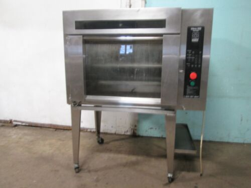"""""""HARDT INFERNO 3000"""" HD COMMERCIAL NAT-GAS CHICKEN ROTISSERIE OVEN w/AUTO CLEAN"""