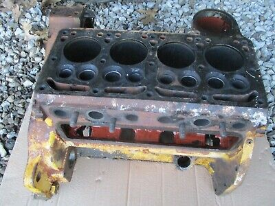 Standard Bore Cub Lo Boy 154 185 184 International Farmall Ih C60 Engine Block
