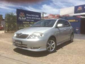 2002 Toyota Corolla Levin Automatic Hatchback Epping Whittlesea Area Preview