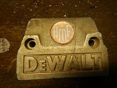 Older Dewalt De Walt Amf Radial Arm Saw Power Shop End Cap