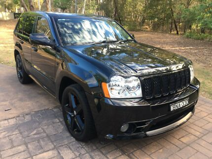 Jeep Srt 8 Supercharged