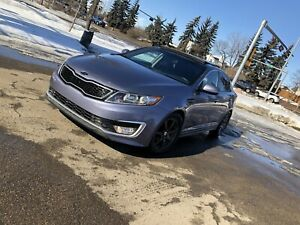 2011 Kia Optima Hybrid EX-L *5K OF RECEIPTS*